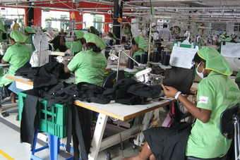 Apparel exports from Sri Lanka are on an upward trajectory