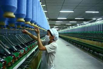 Esquel event examines China green textile policies