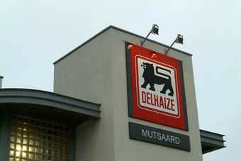 Delhaize reports good growth in the Belgian and US markets