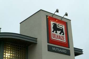 BELGIUM: Delhaize moves to loss, maintains guidance