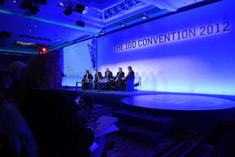 UK FMCG industry meets at IGD annual convention