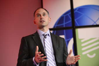 IGD CONVENTION: Innovate to ride out downturn, argues Heinz