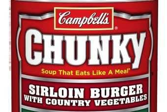 On the money: Promos keep Campbells soup sales bubbling