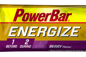 PowerBar sales in the US are struggling