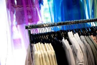 The apparel industry is at a tipping-point, the report notes