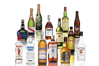 Round-up - Pernod Ricard's H1