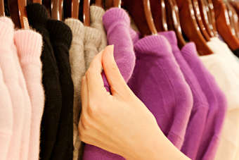 China cashmere market and production booms
