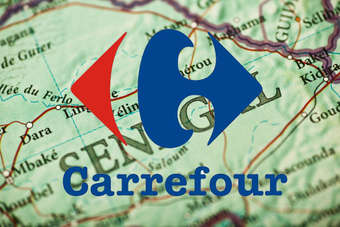 Carrefour will focus on eight African countries