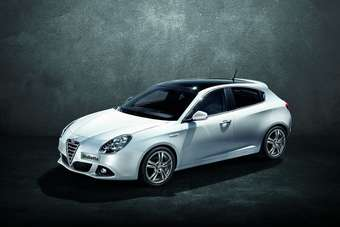 The Giulietta MY 2014 as Alfa calls it, is built alongside the Fiat Bravo and Lancia/Chrysler Delta at the Cassino plant in Italy