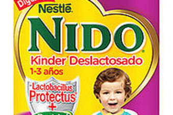 Nestle has launched a new product for lactose-intolerant children