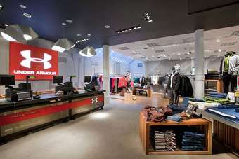 In the money: Under Armour pushes international and womens