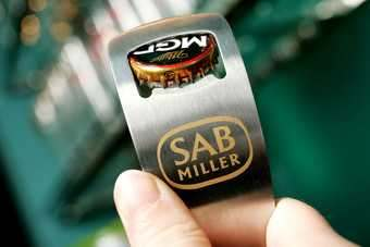 Comment - SABMiller Shows Signs of Life