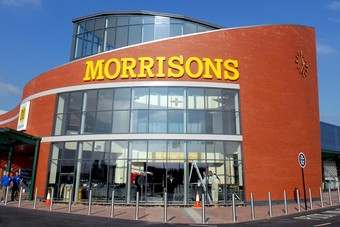 Morrisons H1 results better than expected