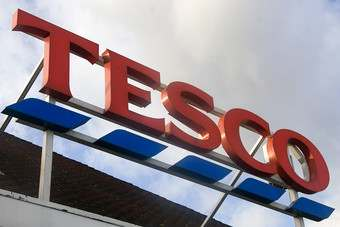 Tesco reported another year of falling profits