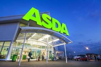 Asda saw its profits grow ahead of sales in the third-quarter of the year