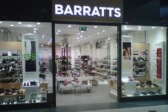 Barratts slipped into administration last month