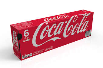 US: Coca-Cola Co downsizes with sixer flatpacks