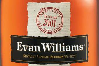Click through to see Heaven Hills Evan Williams 2001 Bourbon