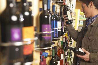 Average bottle of wine to cost more than GBP5 in UK