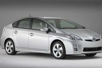 Not only was the Camry deposed but Prius sales fell by 49% to only 6,924 units.