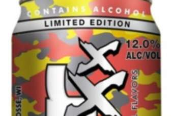 Click through to view Phusion Projects Four Loko XXX new flavours