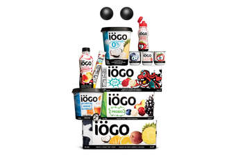 Agropur launched Iogo brand last year via Ultima Foods JV