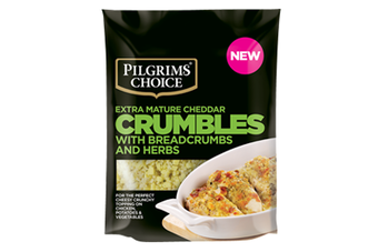 "Adams Foods said product can add a ""premium"" to grated cheese category"