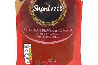 "Sharwoods owner Premier Foods said labels were ""best opportunity to move towards one consistent approach in the UK"""