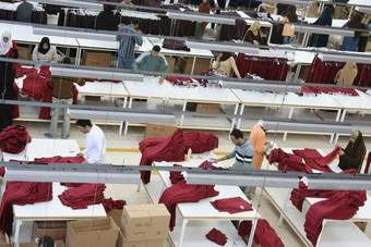 An estimated $2bn is spent by the apparel and footwear industry each year on factory audits