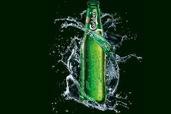 Carlsberg says its back on track in Russia