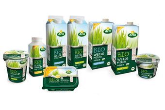 Arla launches organic brand in Germany
