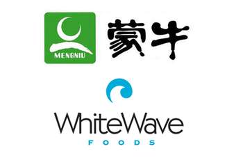 WhiteWave announced tie-up with Mengniu