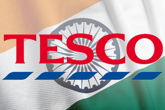 Tesco pushes ahead with India investment