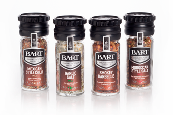 Bart has been relaunched to offer wider range of ingredients