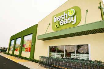 On the money: Tesco mulling offers for Fresh & Easy unit