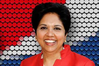 "Deal ""changes the game"" - PepsiCo CEO Nooyi"