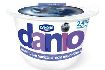 Danone brings Danio to Spain.