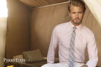 Perry Ellis revenues were hit by lower shipments