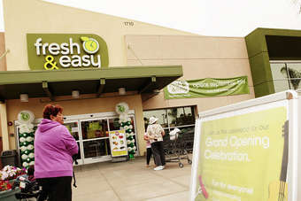 Talking shop: Whats next for a Burkle-led Fresh & Easy?