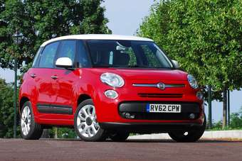 The 500L has played a major role in Fiat UKs 24% YoY sales rise for the year to the end of July