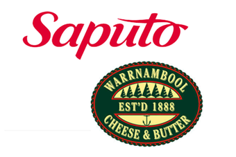 AUS: Saputo closes WCB pursuit with 88% stake