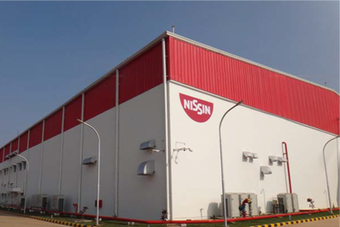 Nissin ups Noodle capacity