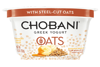 Comment: Chobani spreads wings amid pressure in yoghurt