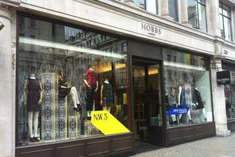UK: Hobbs appoints Wrigley as chairman