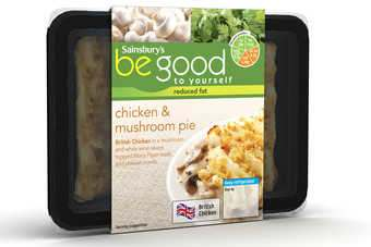 UK: Sainsbury's expands 'Good to Yourself' range