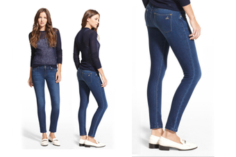 DL1961 jeans fuse softness with enhanced shape retention