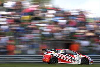 Matt Neal now leads the championship