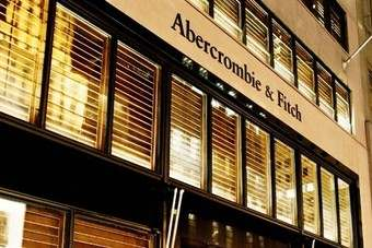 Abercrombie & Fitch updated its earnings forecast based on higher than expected sales