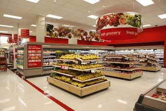 US: Target remodels stores to expand fresh offering