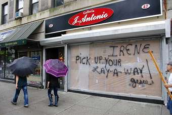Hurricane Irene to have limited impact on apparel sales